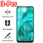 For Huawei P40 P30 Lite P20 Pro P10 P Smart 3Pcs Tempered Glass Screen Protector