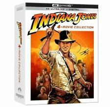 Indiana Jones Special Features Blu ray Disc from the 4K Box Set.