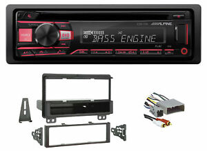 ALPINE CD Receiver Stereo Android/MP3/WMA/USB/AUX For 04-05 Lincoln Aviator