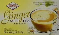 Nona: Ginger Milk Tea 10 Sachets 1 X 230g
