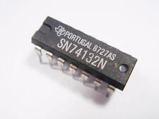 SN 74132 TTL IC 4x 2-NAND-Schmitt-Trigger #e44