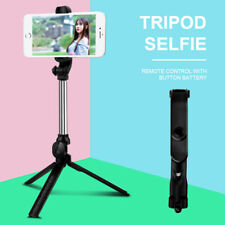 For Mobile Phone Remote Extended Tripod Selfie Stick Monopod Remote Control