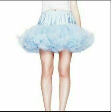 Pastal Blue Underskirt Tutu Hellbunny 8 10 12 14 16 18 Regular and Plus Size