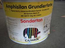 Caparol Amphisilan Grundierfarbe für Fassadenfarbe 12,5l Hellblau Sonderfabton