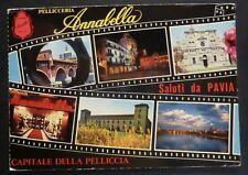 PUBBLICITARIA - PELLICCERIA ANNABELLA - PAVIA