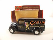 Matchbox models of yesteryear Y12 1937 GMC Van GOBLIN London neuf en boite