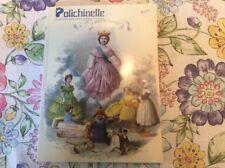 POLICHINELLE VOLUME 2 -1993  La Gazette Desiree Poupees French English Doll Book