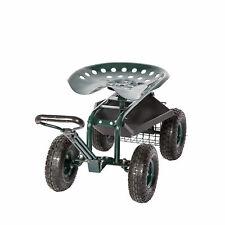 Rolling Garden Seat In Wheelbarrows, Carts U0026 Wagons For Sale ...