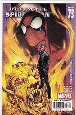 ULTIMATE SPIDER-MAN #73 / HOBGOBLIN PART 2 / BENDIS / BAGLEY / MARVEL COMICS