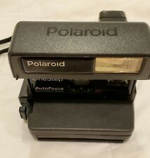 Polaroid One Step Close Up 600 Film Instant Camera Rarely Used MOTHERS DAY GIFT