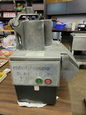 Robot Coupe Cl50 Series D Food Processor With Disc Blades Local Pickup Only