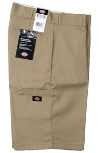 """Dickies - Men's Size, 13"""", Loose Fit, cell phone Pocket, Multi-use Work Shorts"""