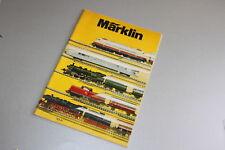 Märklin Katalog 1975 Deutsche Ausgabe Spur H0