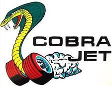 Cobra Jet Sticker/Decal