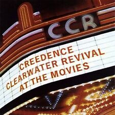 At the Movies by Creedence Clearwater Revival (CD, May-2000, Fantasy)
