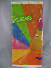 BACKYARDIGANS  PLASTIC TABLE COVER -- PARTY SUPPLIES