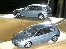 ALFA ROMEO 147 / SOLIDO 2000 /TBE/GRISE