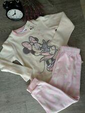 Pijama para niña de Minnie Mouse Disney (Talla 4 años) - Fast Shipping