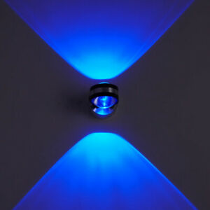 LED Wall Light 2W 6W Up Down Lamp Decoration Living Room Bedroom Bedside Hotel