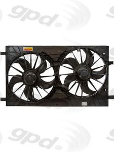 Global Parts Distributors 2811608 Engine Cooling Fan Assembly