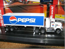 AW New Auto World Pepsi Racing Rig HO Xtraction Slot Car Runs on Aurora Tomy AFX
