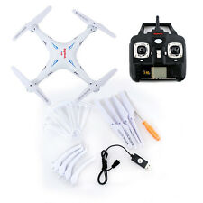 Remote-Controlled X5S-1 2.4Ghz 4CH 6-Axis Gyro Quadcopter Drone W/ 2MP Airplane