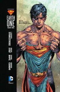 Earth One SUPERMAN Vol Three | Brand New | New York Times Bestseller | FREE Ship