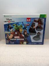Disney Infinity 2.0 Edition Marvel Super Heroes XBOX 360 Starter Pack