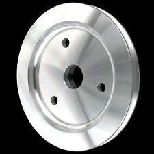 MCC917 Billet Aluminum 1 Groove Crankshaft Pulley Fits BB Chevy SWP 396 427 454