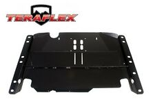 TeraFlex Belly Up Skid Plate Kit - Black for 97-06 Jeep Wrangler TJ LJ 4648403