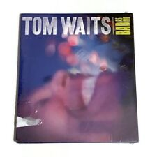 Tom Waits - Bad As Me Music CD  With Book Brand New Free Shipping Free Returns