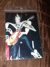 "KISS / ACE FREHLEY CONCERT PHOTO 4""x6"" on Kodak paper SPACE ACE RARE!"