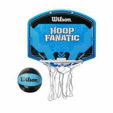 Wilson Hoop Fanatic Mini Basketball Ring & Ball perfect for indoor play