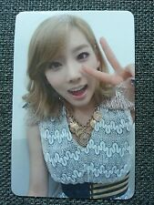 SNSD TAEYEON Official PHOTOCARD 3rd Album MR. TAXI Girl's Generation 태연