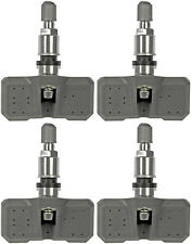 Four Tire Pressure Monitoring System (TPMS) Sensor Dorman 974-066