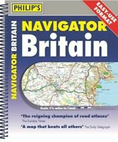 Philip's 2020 Navigator Britain Easy Use Format MINT Philip's Maps and Atlases