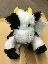 With Tag Cow Plush Shining Stars Russ Berrie 34432