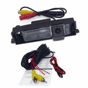 HD CCD Car Reverse Rear View Backup Camera Fit for Toyota RAV4 RAV-4 2009-2012