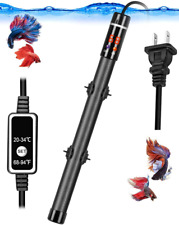Aquarium Heater, 300W 500w Submersible Fish Tank Heater with Titanium Tube Therm