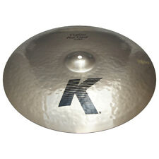"Zildjian K0983 17"" K Custom Fast Crash Drumset Bronze Cymbal Mid Pitch - Used"