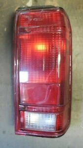 Used Original 1984-1989 Ford Bronco II Tail Lamp Asy E4TZ-13404-A