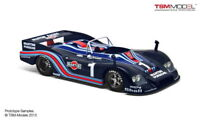 TSM 141826R PORSCHE 936/76 model race car 300km Nurburging Stommelen 1976 1:18th