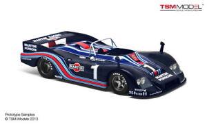 TSM 141826R PORSCHE 936/76 model race car 300km Nurburging Stommelen 1976 1:18th