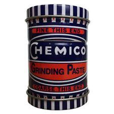 CHEMICO VALVE GRINDING PASTE 100G TIN x 6 TINS