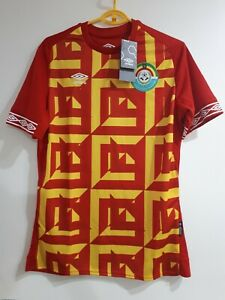 Ethiopia National Team Goalkeeper Jersey, BNWT, Size M (Tight-fit)