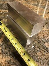 New listing Mg Az31 Magnesium Alloy Metal Bar plate Stock 2.38�x2.38�x7� sawn bar Made Usa