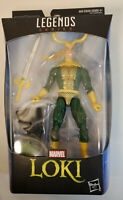 Hasbro Marvel Legends Series Build a Figure Loki Action Figure BAF Hulk New