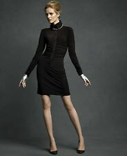 Karl Lagerfeld Stretchy LBD Dress BEAUTIFUL~ELEGANT~SEXY~UNIQUE~EDGY