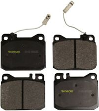 Disc Brake Pad Set-Total Solution Semi-Metallic Brake Pads Front Monroe DX145A