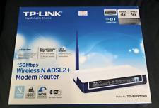 TP-Link TD-W8951ND Wireless N ADSL2+ Modem Router  150 Mbps